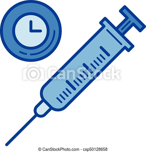 anesthesia line icon anesthesia vector line icon isolated