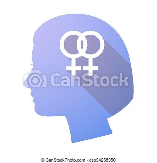 Lesbiske saksbilleder