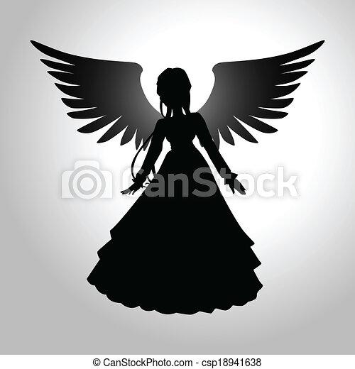 Angel - csp18941638