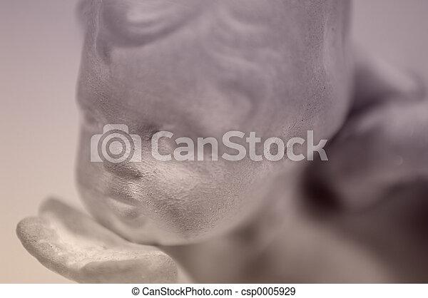 Angel Face - csp0005929
