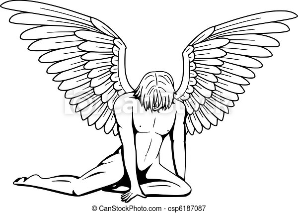 angel - csp6187087