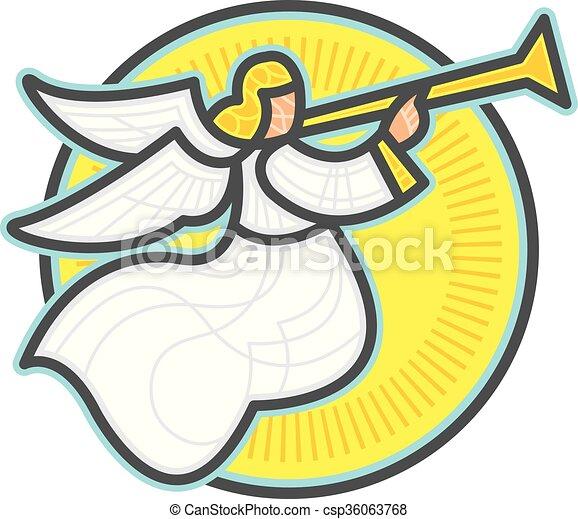 Angel Wings - csp36063768