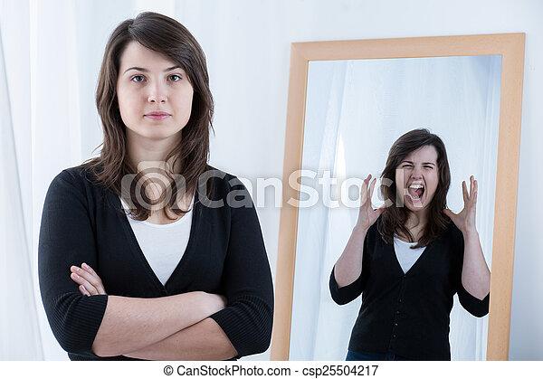 Anger inside - csp25504217