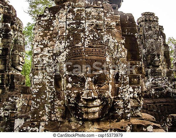 Angkor Wat - csp15373979