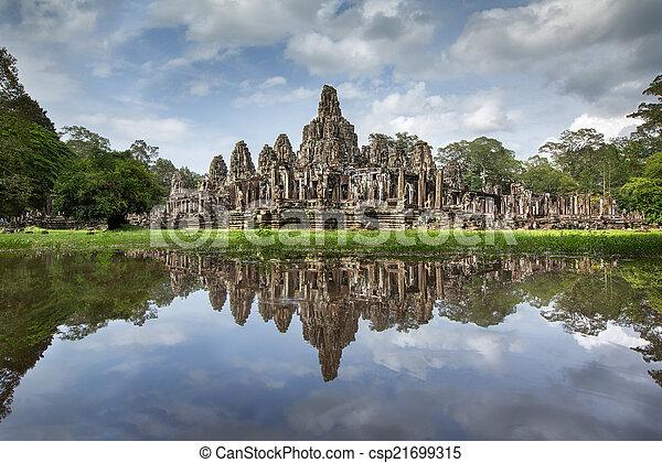 Angkor Wat - csp21699315