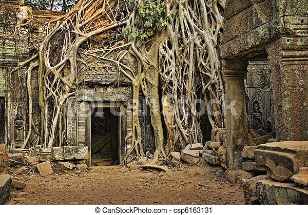 Angkor Wat - csp6163131
