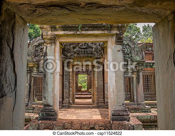 Angkor Wat - csp11524822