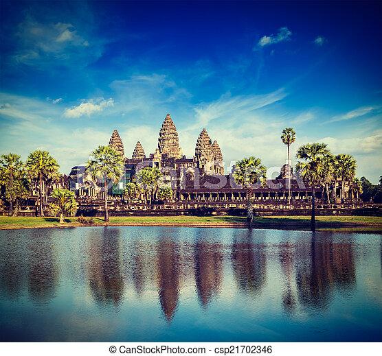 Angkor Wat - csp21702346
