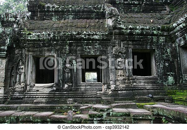 Angkor Wat - csp3932142
