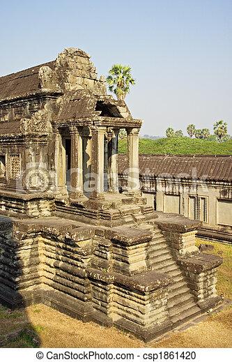 Angkor Wat - csp1861420