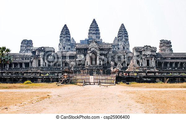Angkor Wat - csp25906400