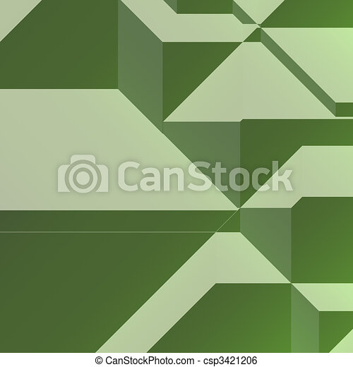 Angled geometric abstract background - csp3421206