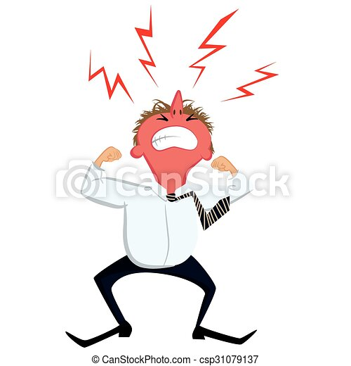 angry man vectors search clip art illustration drawings and eps rh canstockphoto com angry man clipart black and white angry man clipart images