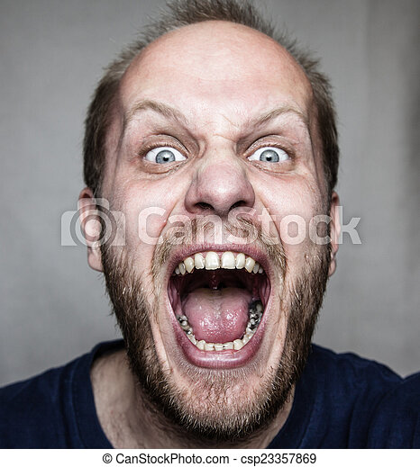 Angry men - csp23357869