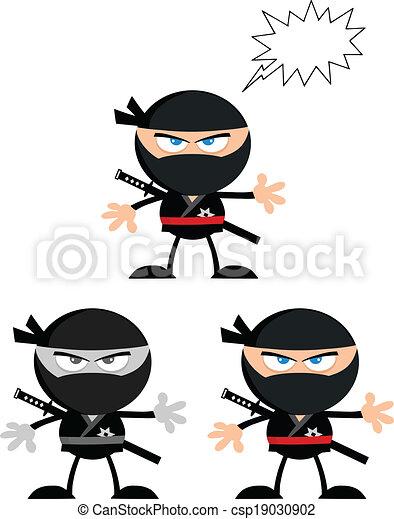 Angry Ninja Warrior 2 Collection - csp19030902