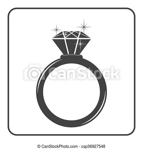 Amazonas estilo exquisito disfruta de precio barato anillo, compromiso, 4, icono, diamante