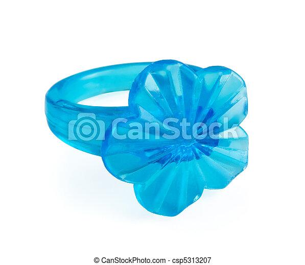Anillo de plástico - csp5313207