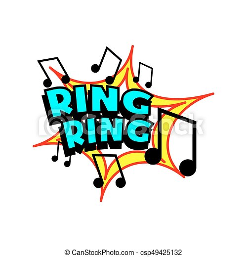 Tono de ringtone - csp49425132