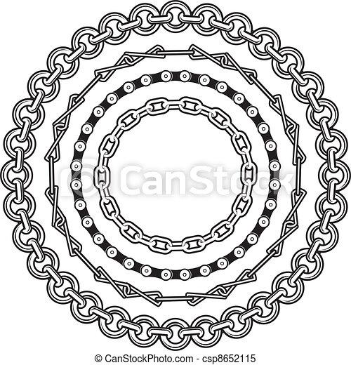 anillos, cadena - csp8652115