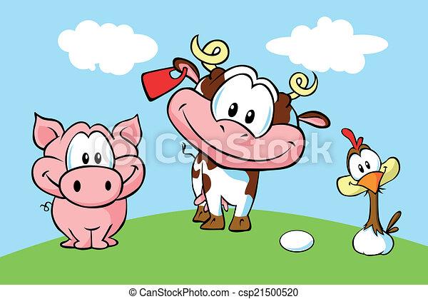 animal farm - csp21500520
