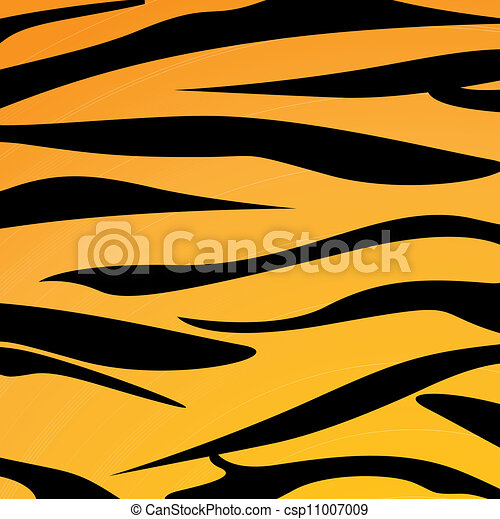 Animal skin. Vector illustration of animal skin.