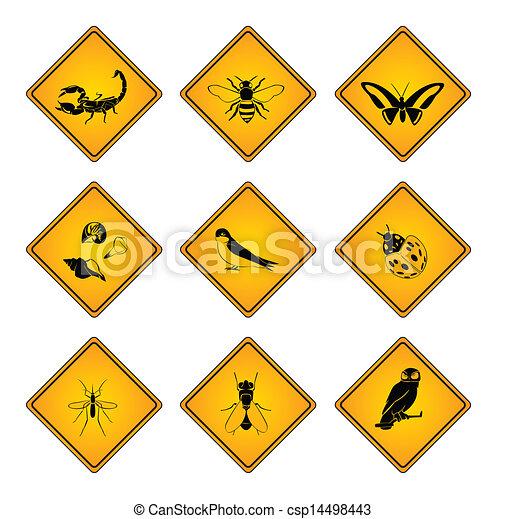 Animal Symbol Sign - csp14498443