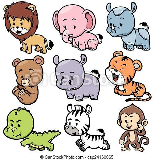 Animales - csp24160065