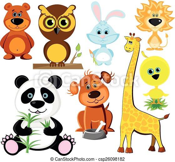 Animales - csp26098182
