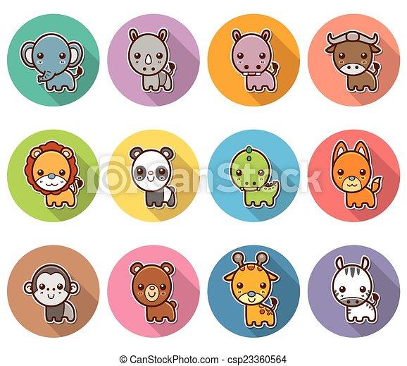Animals - csp23360564