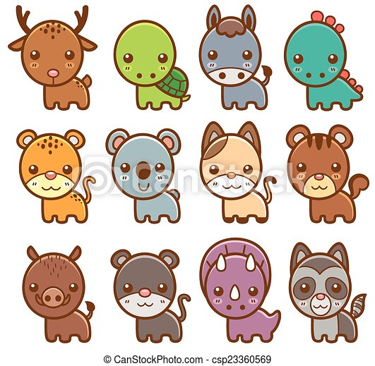 Animals - csp23360569