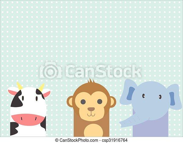 animals - csp31916764