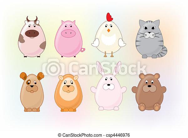 animals - csp4446976
