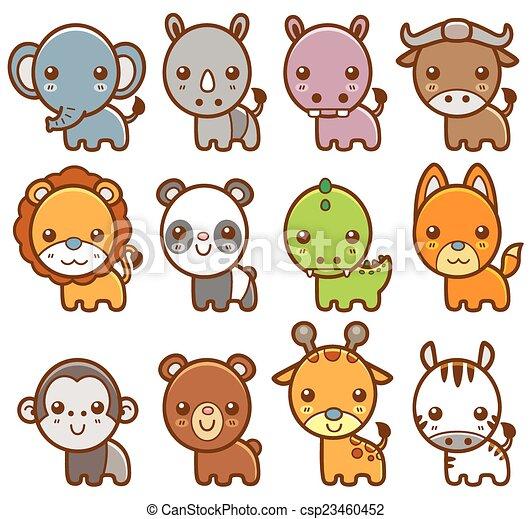 Animals - csp23460452