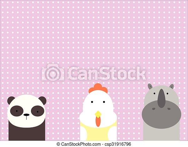 animals - csp31916796