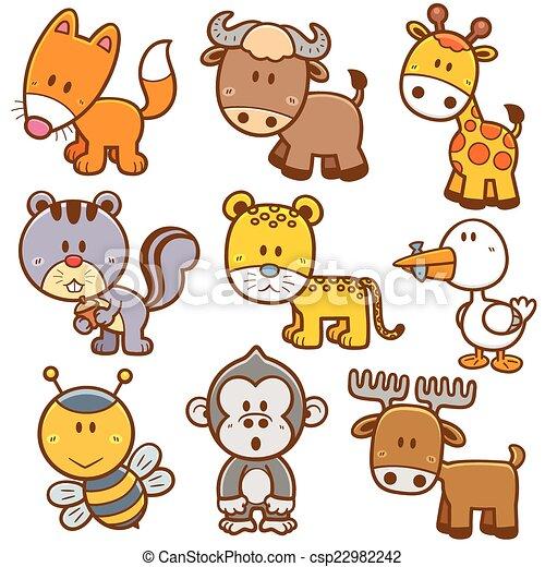 Animals - csp22982242