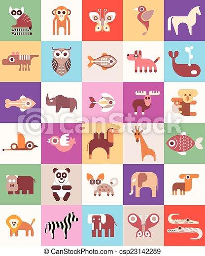 Animals - csp23142289