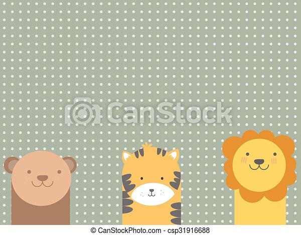 animals - csp31916688