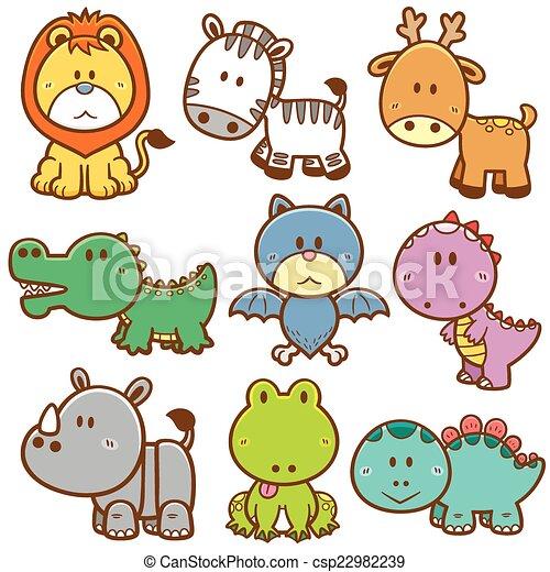 Animals - csp22982239