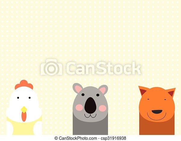 animals - csp31916938