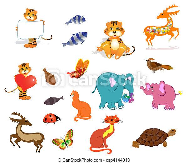 Animals - csp4144013