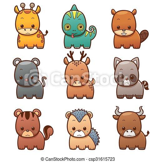 Animals - csp31615723