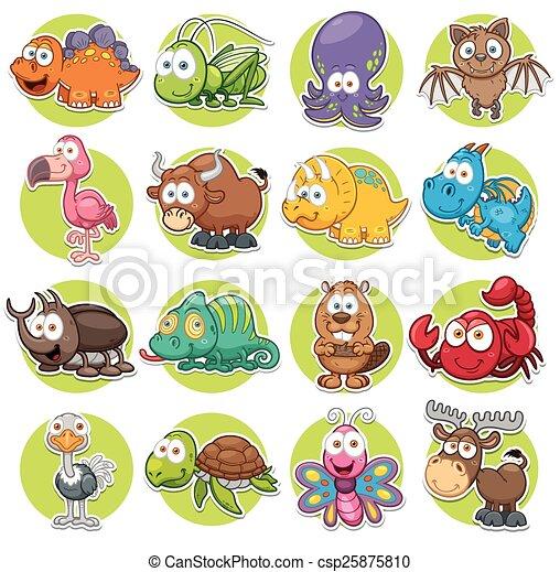 Animals - csp25875810