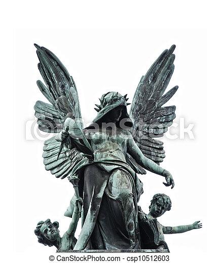anjo caído - csp10512603