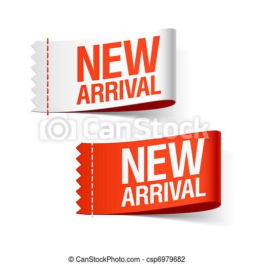 Neue Ankunftsbänder - csp6979682