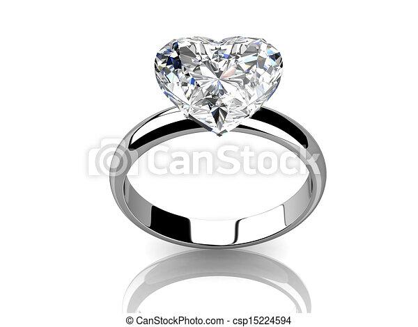 anneau, mariage - csp15224594