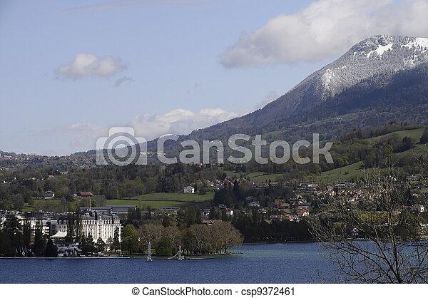 Annecy  - csp9372461