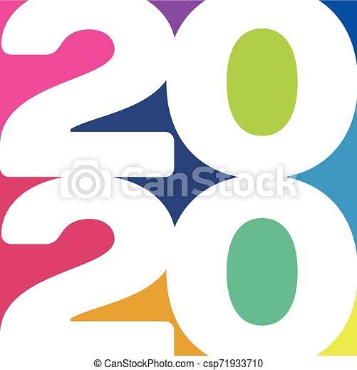 Anno 2020 - csp71933710