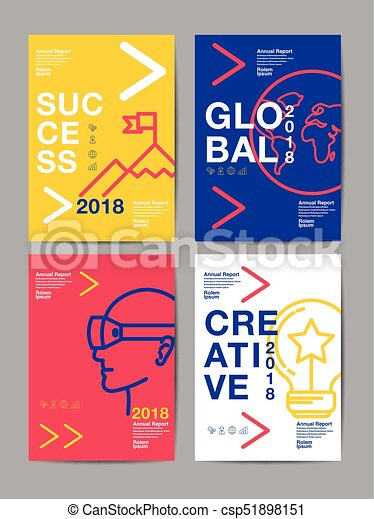 Annual report 2018 future business template layout design cover annual report 2018 future business template layout design cover book vector colorful infographic abstract flat background accmission Image collections