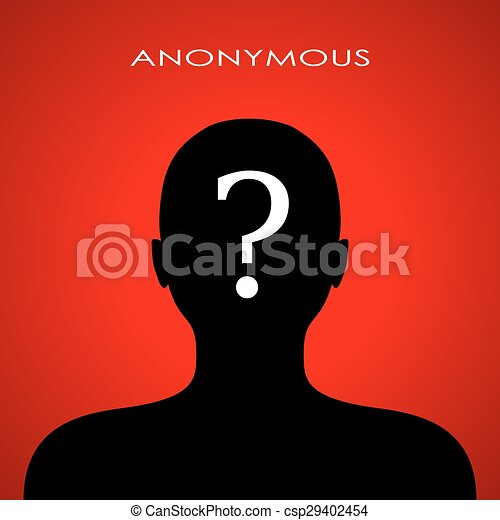 Anonymous icon - csp29402454