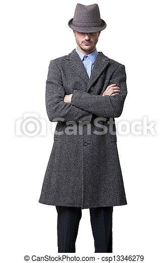 Anonymous Tough Guy - csp13346279